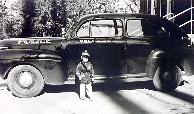1941 Ford Police Vehicle