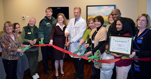 U.S. Renal Care Home Therapies Ribbon Cutting