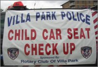 Child Car Seat Inspections