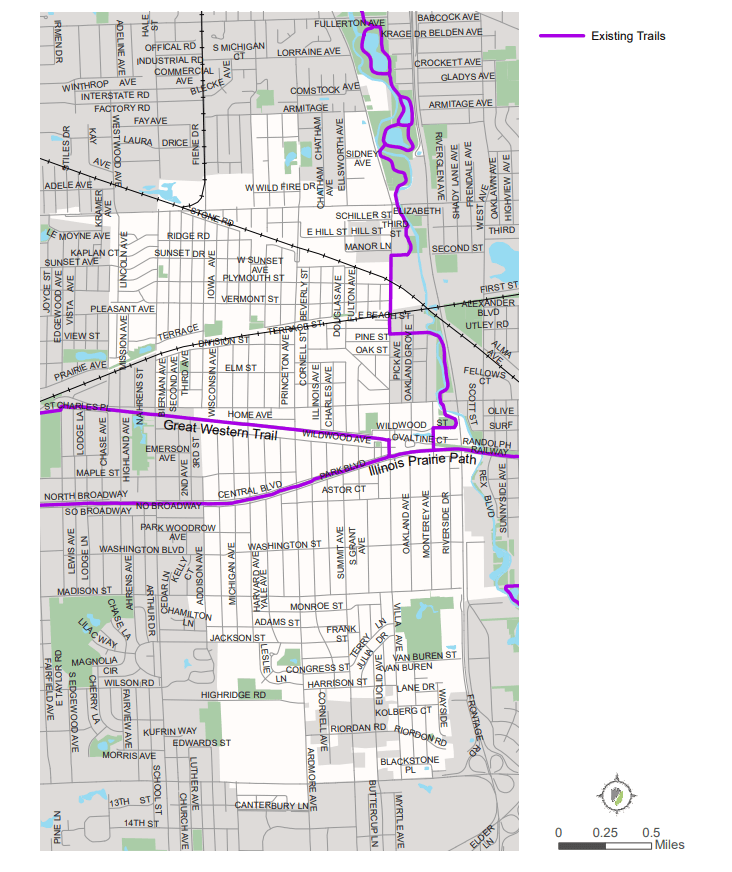 Village Bike Map